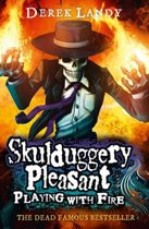 Playing with Fire (Skulduggery Pleasant Book 2)
