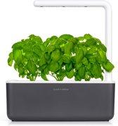 Binnentuin met LED-verlichting Click & Grow Smart Garden 3 - GRIJS