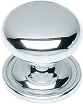 Intersteel Meubelknop ø 35 mm paddenstoel chroom