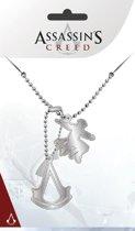 Assassin's Creed - Logo Dogtag - Metal