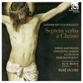 Septem Verba A Christo In Cruce