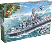 Banbao Marine Vliegdekschip - 8411