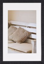 Fotolijst - Henzo - Driftwood - Fotomaat 40x60 - Donkergrijs