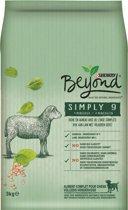 BEYOND SIMPLY 9 - Lam - Hondenvoer - 4 x 3 kg