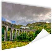 Schots landschap  Poster 120x80 cm - Foto print op Poster (wanddecoratie)