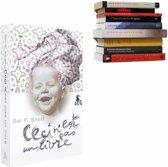 boekenplank Selfshelf baby grijs | Ceci n'est pas un livre