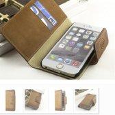 e-Case Apple Iphone 6 Wallet Hoesje Taba
