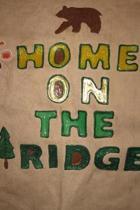 Home on the Ridge