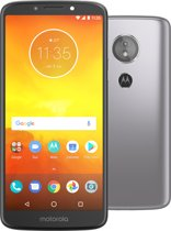 Motorola Moto E5 - 16GB - Dual Sim - Flash Grey (Grijs)