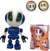 Talking Robot Blauw