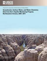 Groundwater, Surface-Water, and Water- Chemistry Data from the C-Aquifer Monitoring Program, Northeastern Arizona, 2005?2011
