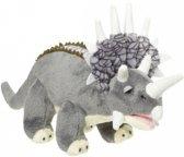 Pluche Triceratops 28 cm