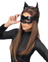 Luxe Catwoman ™ masker - Verkleedmasker - One size