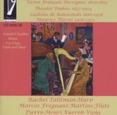 French Chamber Music For Flute Viola And Harp
