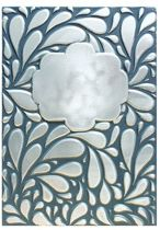 Spellbinders E3D-020 Dew Drop Delight Embossing Folder.