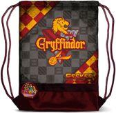 Harry Potter gymtas/zwemtas 47cm  Quidditch Gryffindor