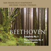 Beethoven 5Th Symphony & 4Th P Conc