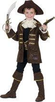 Piraat & Viking Kostuum   Piraat Pecunia Kostuum Jongen   Maat 140   Carnaval kostuum   Verkleedkleding