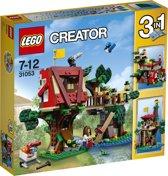LEGO Creator Boomhut-avonturen - 31053