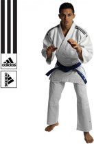 bol com adidas vechtsportkleding voor dames kopen? kijk snel!adidas judopak j350 club wit zwart 190cm