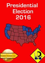Parallel Universe List 121 - 2016 Presidential Election (Nederlands Edition)