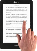 Icarus Illumina Pro  Android e-reader met capacitief touchscreen