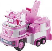 Super Wings Transforming Vehicle Dizzy
