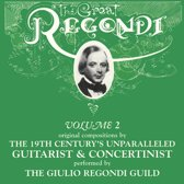 The Great Regondi Vol 2 / Giulio Regondi Guild