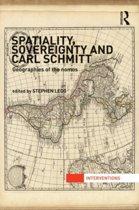 Spatiality, Sovereignty and Carl Schmitt