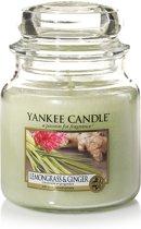 Yankee Candle - Lemongrass & Ginger - 411g
