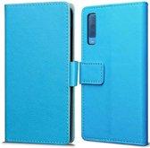 Samsung Galaxy A50 hoesje - Book Wallet Case - blauw