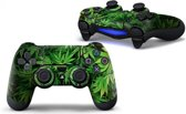 Weed Leaves - PS4 Controller Skins PlayStation Stickers