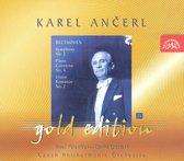 Ancerl Gold Edt. 25:Symphony No.5/Piano Concerto/+