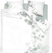 Cinderella Tendril - Dekbedovertrek - 260 x 200/220 cm - Extra breed - Green