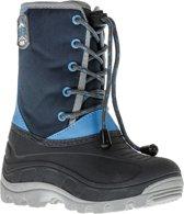 Wintergrip Snowboots - Maat 33 - Unisex - blauw/grijs (valt klein)