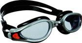 Aqua Sphere Kaiman EXO - Zwembril - Clear lens - Zilver Zwart
