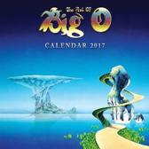 Art of Big O Wall Calendar 2017 (Art Calendar)
