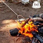 BBQ classics Uitschuifbare Vork voor Barbecues