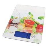 MARTA MT-1633 Keukenweegschaal 8 KG (fruitmix look)