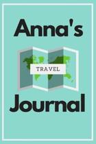 Anna's Travel Journal