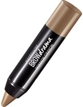 Maybelline Brow Drama Pomade Crayon - 1 Dark Blond - Wenkbrauwpotlood