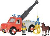 Brandweerman Sam Takelwagen Feniks - Speelfigurenset