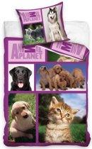 Huisdieren Dekbedovertrek Animal Planet