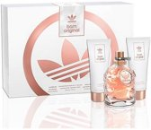 Adidas Born Original For Her giftset 200 ml