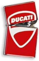 Ducati aansteker rood