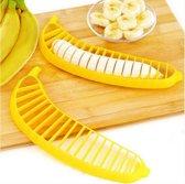 Bananen Snijder – Bananensnijder – Kunststof – Keuken – Gadget – Fruit Snijden – Accessoires – Bananen Plakjes – EPIN 3D