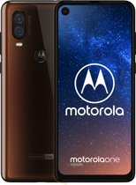 Motorola One Vision - 128GB - Bronze Gradient (Bru