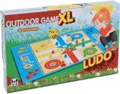 Free And Easy Speelmat Ludo 80 X 65 Cm