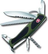 Victorinox RangerGrip 179 - Zakmes - 12 Functies - Groen/Zwart