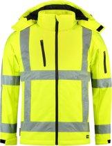 Tricorp Soft shell jack RWS - Workwear - 403003 - Fluor Geel - maat S